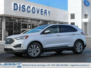 Used 2019 Ford Edge Titanium for sale in Burlington, ON