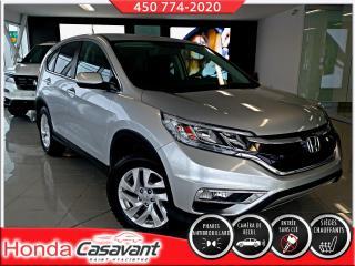 Used 2016 Honda CR-V SE AWD for sale in St-Hyacinthe, QC