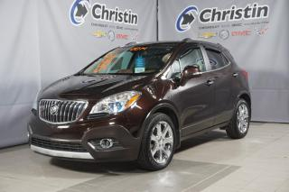 Used 2014 Buick Encore CXL CUIR SUNROOF MAG CHROMÉ DEM A DISTANCE for sale in Montréal, QC