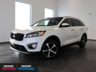Used 2016 Kia Sorento EX+ V6 AWD 7 PASSAGERS+CUIR+TOIT+++ for sale in St-Jean-Sur-Richelieu, QC