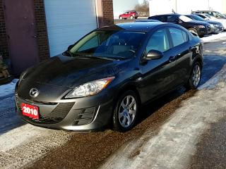 Used 2010 Mazda MAZDA3 4dr Sdn Auto GS for sale in Kitchener, ON