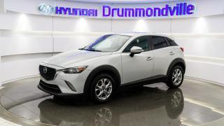 Used 2016 Mazda CX-3 GS AWD + GARANTIE + NAVI + MAGS + CAMERA for sale in Drummondville, QC