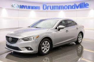 Used 2014 Mazda MAZDA6 GT + GARANTIE + NAVI + TOIT + BOSE + CUI for sale in Drummondville, QC