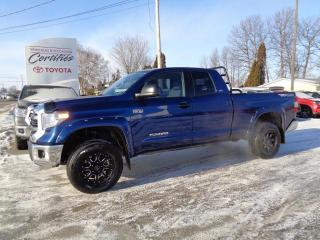 Used 2014 Toyota Tundra 5.7L Double cab TRD lift kit for sale in St-Félicien, QC