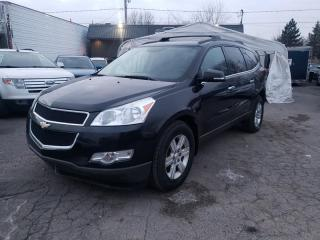 Used 2012 Chevrolet Traverse AWD 4dr for sale in Lemoyne, QC