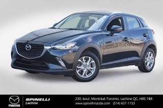 Used 2016 Mazda CX-3 GS AWD SIEGES CHAUFFANT PREMIER PAIEMENT EN 3 MOIS MAZDA CX-3 GS AWD 2016 for sale in Lachine, QC