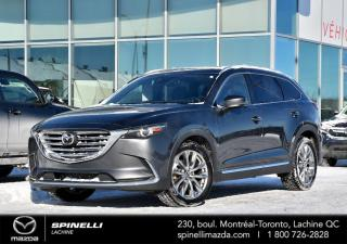 Used 2016 Mazda CX-9 GT AWD CUIR T OUVRANT PREMIER PAIEMENT EN 3 MOIS MAZDA CS-9 GT 2016 for sale in Lachine, QC