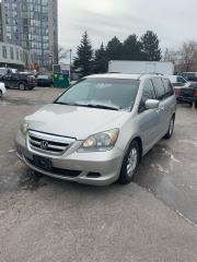 Used 2005 Honda Odyssey for sale in Scarborough, ON