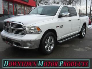 Used 2015 RAM 1500 EcoDiesel 4WD Big Horn Crew Cab for sale in London, ON