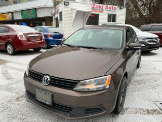 Used 2014 Volkswagen Jetta 2014 Jetta/Sunroof/Alloy Wheels/Safety included Price for sale in Toronto, ON