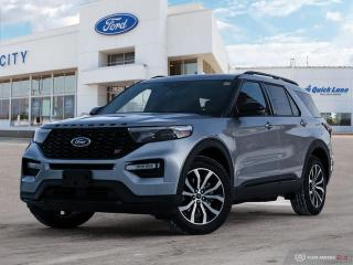New 2020 Ford Explorer ST for sale in Winnipeg, MB