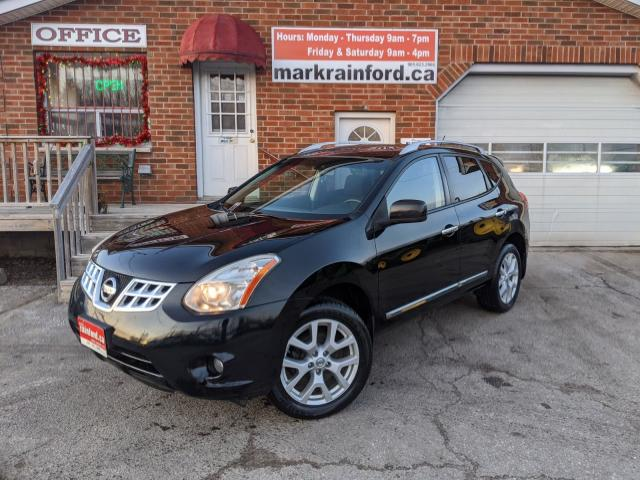 2013 Nissan Rogue SV AWD Sunroof Nav Back Up Cam Bluetooth Htd Seats