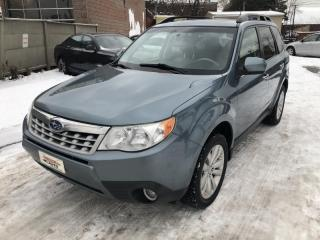 Used 2011 Subaru Forester 5dr Wgn Auto 2.5X Limited for sale in Scarborough, ON