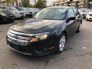Used 2010 Ford Fusion 4dr Sdn I4 SE for sale in Scarborough, ON