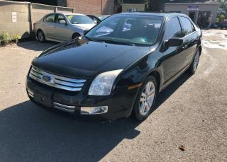 Used 2007 Ford Fusion 4dr Sdn V6 SEL for sale in Scarborough, ON