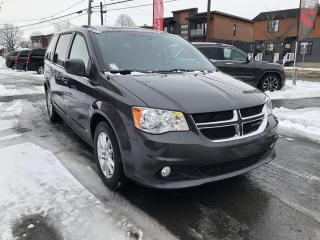 Used 2018 Dodge Grand Caravan SXT Premium Plus / FOG / MAGS for sale in St-Hyacinthe, QC