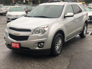 Used 2012 Chevrolet Equinox AWD 4dr 1LT for sale in Scarborough, ON