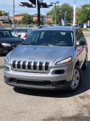 Used 2014 Jeep Cherokee FWD 4DR SPORT for sale in Scarborough, ON