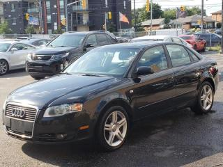 Used 2006 Audi A4 4dr Sdn 2.0T for sale in Scarborough, ON