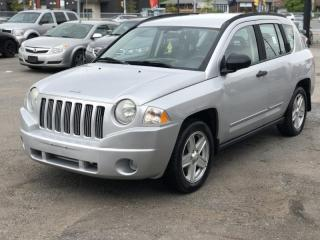 Used 2008 Jeep Compass FWD 4dr Sport for sale in Scarborough, ON