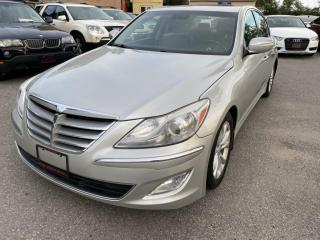 Used 2012 Hyundai Genesis Sedan 4dr Sdn V6 for sale in Scarborough, ON