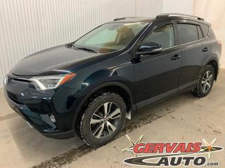 Used 2017 Toyota RAV4 XLE  AWD Toit Ouvrant MAGS Caméra de recul for sale in Trois-Rivières, QC