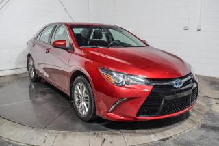 Used 2017 Toyota Camry Hybride SE HYBRID CUIR MAGS for sale in St-Constant, QC
