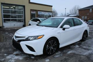 Used 2019 Toyota Camry Hybrid SE Sunroof for sale in Brampton, ON