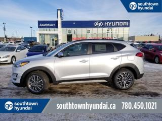 New 2020 Hyundai Tucson Luxury - 2.4L 360 Cam, Leather, Bluelink, Power Liftgate, Rear-Cross Traffic for sale in Edmonton, AB