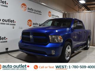 Used 2017 RAM 1500 Express Shrt box Tow/Haul Auto/Manual for sale in Edmonton, AB
