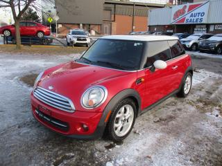 Used 2012 MINI Cooper ~ AUTO ~ LOW KM ~ SAFETY INCLUDED for sale in Toronto, ON