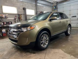 Used 2013 Ford Edge 4dr Limited AWD for sale in St-Constant, QC