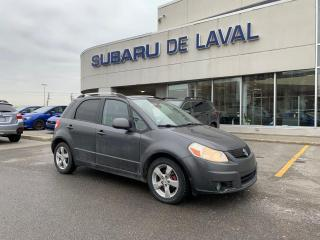 Used 2010 Suzuki SX4 JLX AWD for sale in Laval, QC