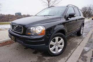 Used 2009 Volvo XC90 LOW KM'S / LOCALLY OWNED / DEALER SERVICED / CLEAN for sale in Etobicoke, ON