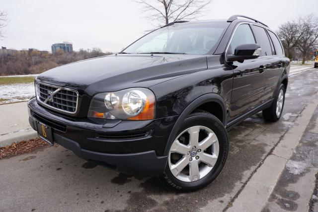 2009 Volvo XC90 LOW KM'S / LOCALLY OWNED / DEALER SERVICED / CLEAN