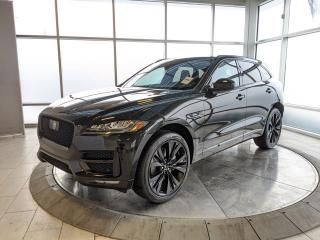 New 2020 Jaguar F-PACE $5,000 MARCH MADNESS SAVINGS! for sale in Edmonton, AB
