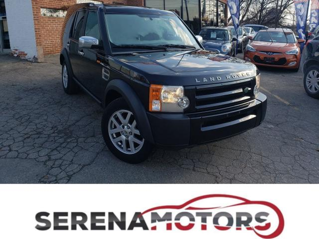 2007 Land Rover LR3 SE | 7 PASS. | SUNROOF | LEATHER | AS IS