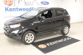 Used 2018 Ford EcoSport 3 MONTH DEFERRAL! *oac | Sunroof | Back UP camera | GREAT on Fuel! for sale in Edmonton, AB