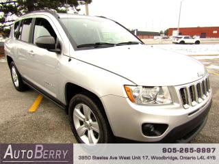 Used 2011 Jeep Compass North Edition - 2.4L - FWD for sale in Woodbridge, ON