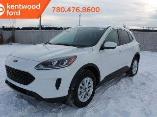 New 2020 Ford Escape SE 200A, AWD, 1.5L Ecoboost, Auto Start/Stop, Power Heated Seats, Lane Keeping System, Pre-Collision Assist, Remote Keyless Entry/Keypad, Reverse Camera System for sale in Edmonton, AB