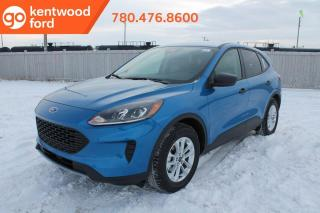 New 2020 Ford Escape S 100A, FWD, 1.5L Ecoboost, Auto Start/Stop, Lane Keeping System, Pre-Collision Assist, Remote Keyless Entry, Reverse Camera System for sale in Edmonton, AB