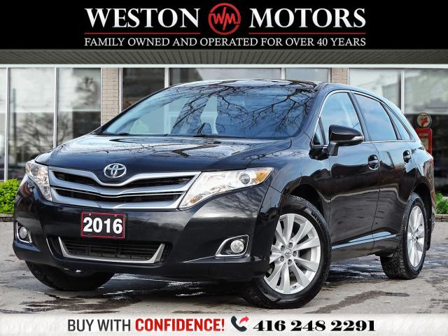 2016 Toyota Venza LE*REVERSE CAM*POWER GROUP*FULLY LOADED*