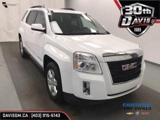 Used 2015 GMC Terrain SLE-2 for sale in Lethbridge, AB