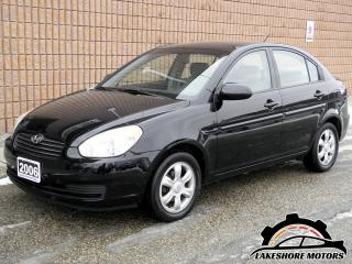 Used 2006 Hyundai Accent GL || CERTIFIED || AUTO for sale in Waterloo, ON