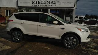 Used 2013 Ford Escape SEL for sale in Mono, ON