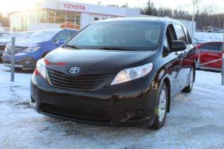 Used 2015 Toyota Sienna 7 places 5 portes TA for sale in Shawinigan, QC
