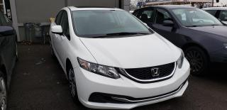 Used 2013 Honda Civic EX for sale in Hamilton, ON