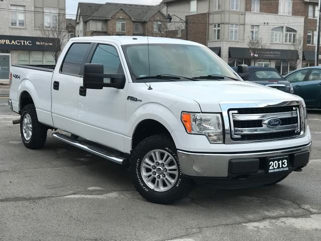 """2013 Ford F-150 4WD SuperCrew 157"""" XLT