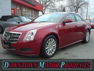 Used 2011 Cadillac CTS Luxury for sale in London, ON
