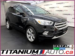 Used 2017 Ford Escape Titanium+AWD+GPS+Pano+Self Park+Lane Asssit+BSM+XM for sale in London, ON